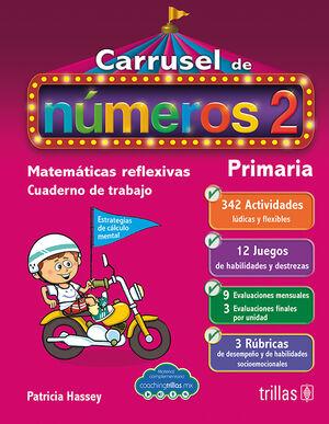 CARRUSEL DE NUMEROS 2. CUADERNO DE TRABAJO
