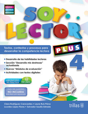 SOY LECTOR PLUS 4