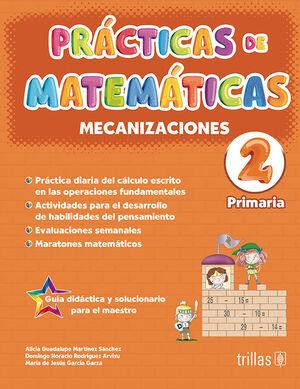 PRACTICAS DE MATEMATICAS 2, PRIMARIA