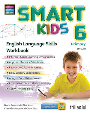 SMART KIDS 6. PRIMARY LEVEL B1