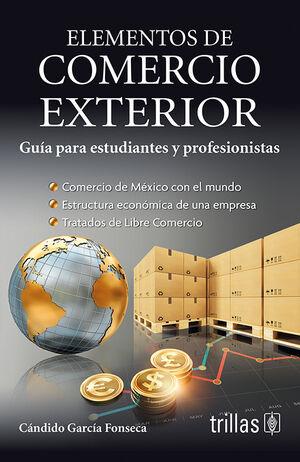 ELEMENTOS DE COMERCIO EXTERIOR