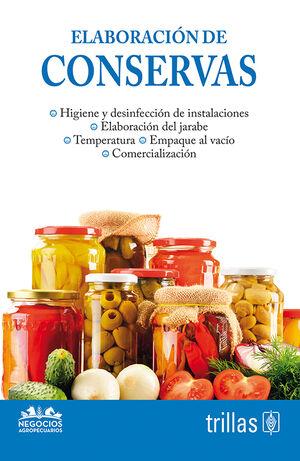 ELABORACION DE CONSERVAS