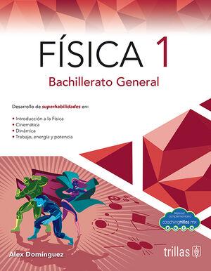 FISICA 1. BACHILLERATO GENERAL