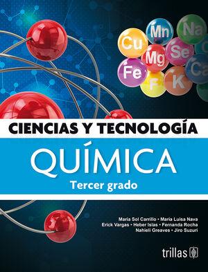 CIENCIAS Y TECNOLOGIA, QUIMICA. 3