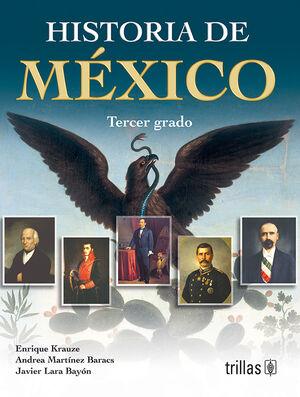 HISTORIA DE MEXICO 3