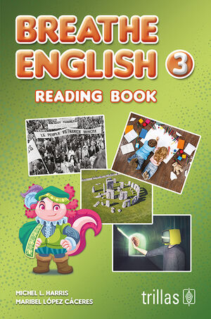 BREATHE ENGLISH 3. READING BOOK