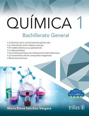 QUIMICA 1 . BACHILLERATO (COACHING TRILLAS)