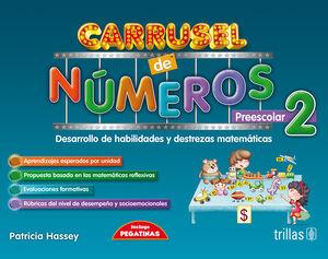 CARRUSEL DE NUMEROS 2. PREESCOLAR