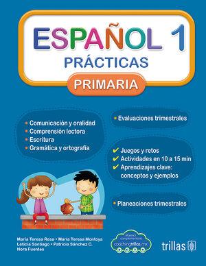 ESPAÑOL 1. PRACTICAS, PRIMARIA (COACHING TRILLAS)