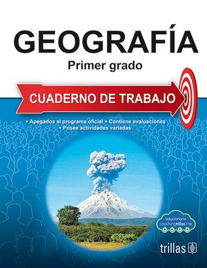 GEOGRAFIA 1. CUADERNO DE TRABAJO