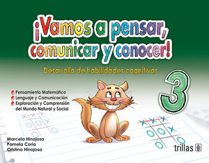 VAMOS A PENSAR, COMUNICAR Y CONOCER! 3