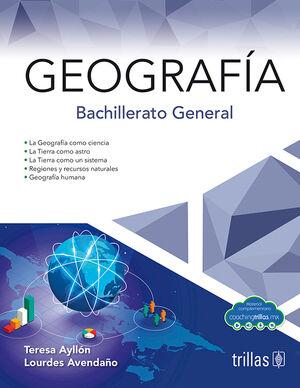 GEOGRAFIA. BACHILLERATO GENERAL (COACHING TRILLAS)