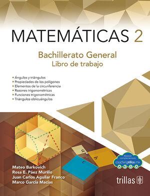 MATEMATICAS 2 (COACHING TRILLAS)
