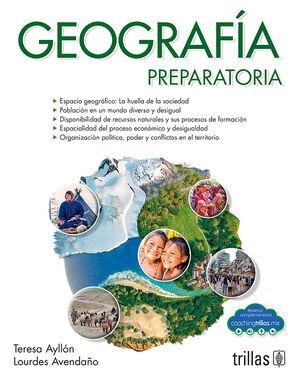 GEOGRAFIA. PREPARATORIA