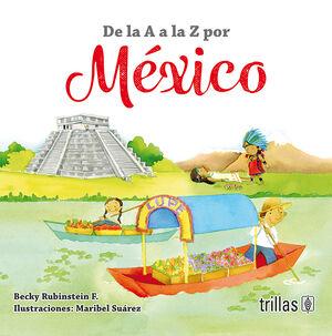 DE LA A LA Z POR MEXICO