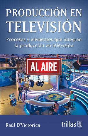 PRODUCCION EN TELEVISION