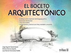 EL BOCETO ARQUITECTONICO