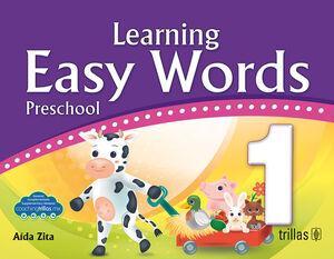 LEARNING EASY WORDS PRESCHOOL 1 COACHINGTRILLAS