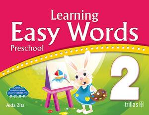 LEARNING EASY WORDS PRESCHOOL 2 COACHINGTRILLAS