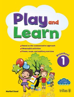PLAY AND LEARN 1: PRESCHOOL COACHINGTRILLAS