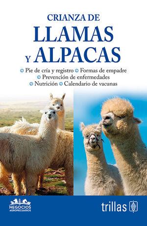 CRIANZA DE LLAMAS Y ALPACAS
