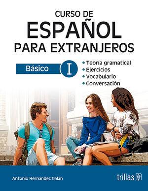 CURSO DE ESPAÑOL PARA EXTRANJEROS: BASICO 1
