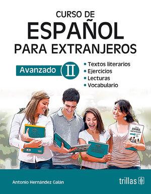 CURSO DE ESPAÑOL PARA EXTRANJEROS: AVANZADO 2