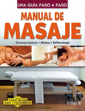 MANUAL DE MASAJE