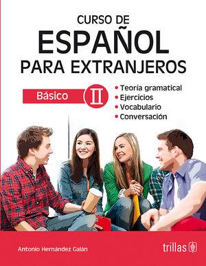 CURSO DE ESPAÑOL PARA EXTRANJEROS: BASICO 2
