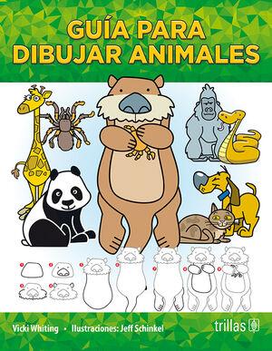 GUIA PARA DIBUJAR ANIMALES
