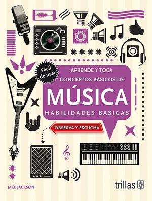 CONCEPTOS BASICOS DE MUSICA