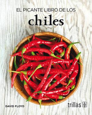 EL PICANTE LIBRO DE LOS CHILES