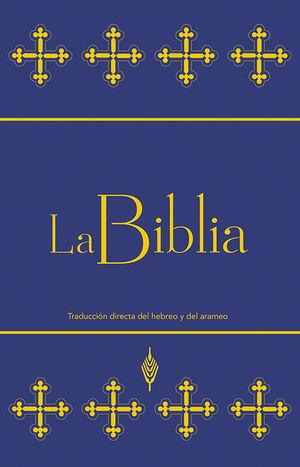 BIBLIA DEL NUEVO MILENIO ECUMENICA (PRESENTACION PASTA DURA AZUL)