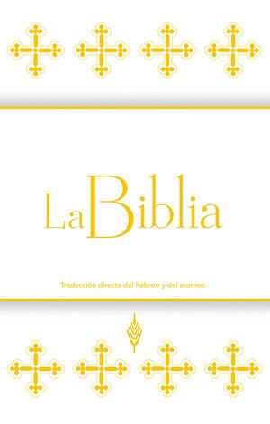 BIBLIA DEL NUEVO MILENIO ECUMENICA (PRESENTACION PASTA DURA BLANCA)