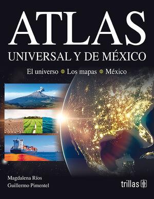 ATLAS UNIVERSAL Y DE MEXICO