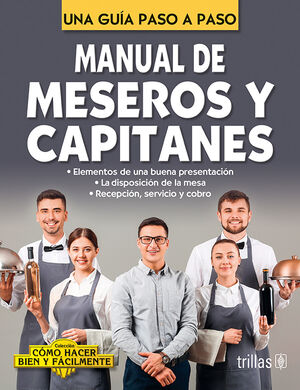 MANUAL DE MESEROS Y CAPITANES