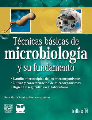 TECNICAS BASICAS DE MICROBIOLOGIA Y SU FUNDAMENTO