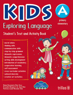 KIDS EXPLORING LANGUAGE A PRIMARY