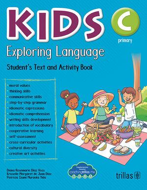 KIDS EXPLORING LANGUAGE C PRIMARY