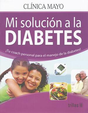 MI SOLUCION A LA DIABETES
