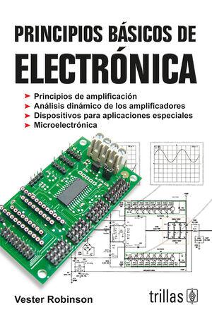 PRINCIPIOS BÁSICOS DE ELECTRÓNICA