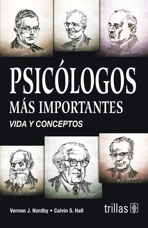 PSICOLOGOS MAS IMPORTANTES