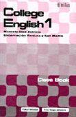 COLLEGE ENGLISH CLASS BOOK 1