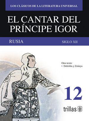 EL CANTAR DEL PRINCIPE IGOR