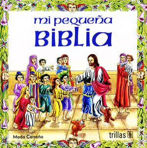 MI PEQUEÑA BIBLIA. PASTA CARTONE