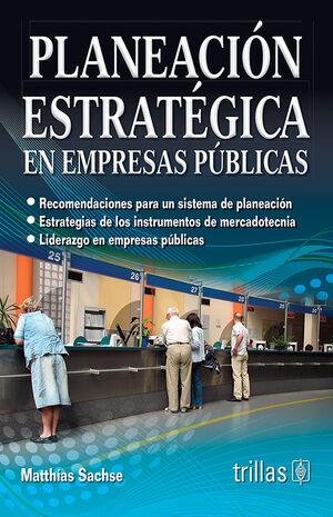 PLANEACION ESTRATEGICA EN EMPRESAS PUBLICAS