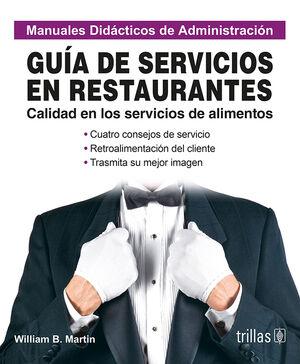 GUIA DE SERVICIOS EN RESTAURANTES