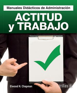 ACTITUD Y TRABAJO