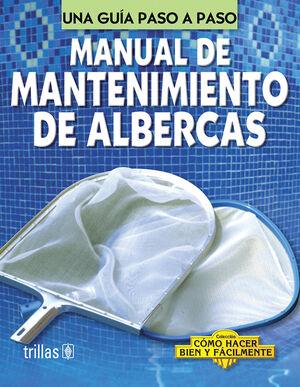 MANUAL DE MANTENIMIENTO DE ALBERCAS