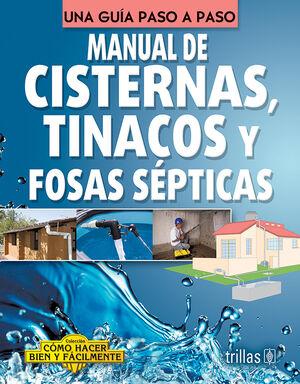 MANUAL DE MANTENIMIENTO DE CISTERNAS, TINACOS Y FOSAS SEPTICAS